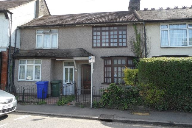 3 bed terraced house for sale in Riverview Terrace, London Road, Purfleet
