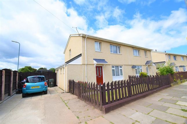 Thumbnail Semi-detached house for sale in Barrington Crescent, Middlesbrough