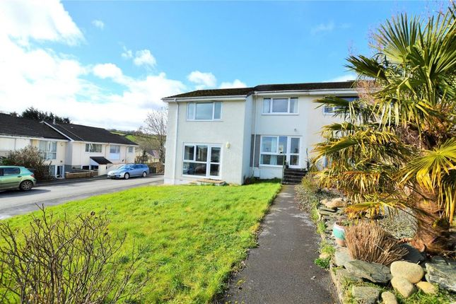 Thumbnail Terraced house for sale in Oaklands Park, Buckfastleigh, Devon