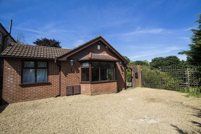 Thumbnail Detached bungalow for sale in Goldings Rise, Loughton