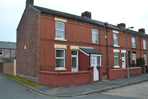 Thumbnail Terraced house to rent in Lever Street, Clockface, St Helens
