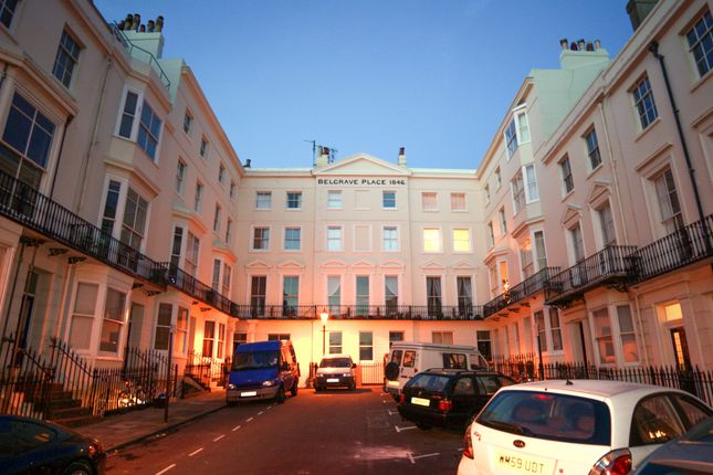 Thumbnail Flat for sale in Belgrave Place, Kemp Town, Brighton