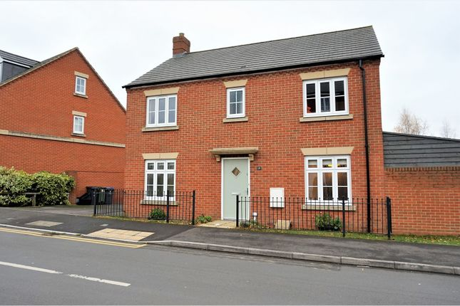 Thumbnail Detached house for sale in Quakers Road, Devizes
