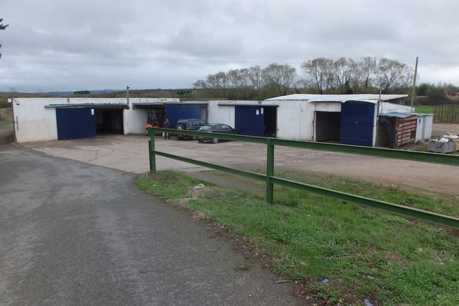 Thumbnail Industrial for sale in School Road, Salford Priors, Evesham