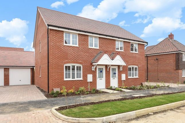 Thumbnail Semi-detached house to rent in Carriage Road, Broughton