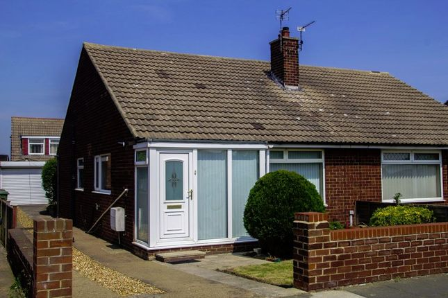 Thumbnail Bungalow to rent in Grosmont Road, Seaton Carew, Hartlepool