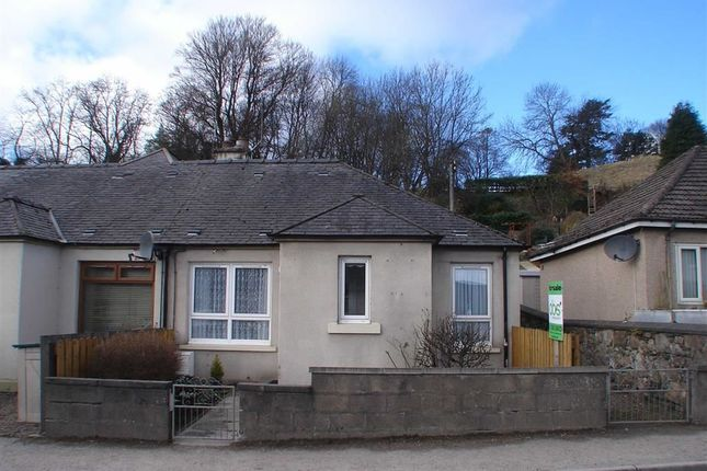 Thumbnail Semi-detached bungalow for sale in High Street, Rothes, Aberlour