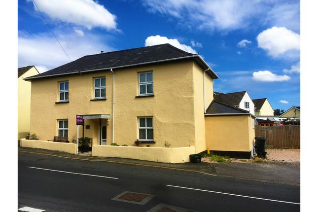 Thumbnail Detached house for sale in Chudleigh Knighton, Chudleigh Knighton, Newton Abbot