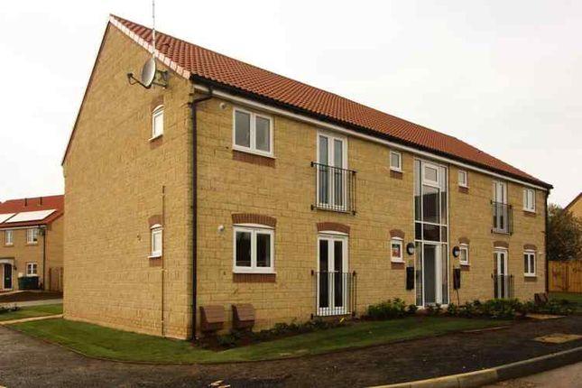 Thumbnail Flat for sale in Main Road, Barleythorpe, Oakham