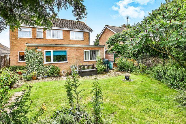 Thumbnail Link-detached house for sale in Cedar Close, North Elmham, Dereham