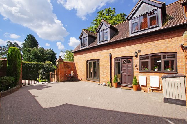 Thumbnail Semi-detached house for sale in Stretton Croft, Brookhouse Road, Barnt Green
