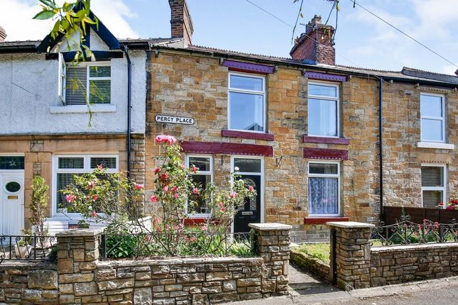 Thumbnail Terraced house for sale in Percy Place, Lanchester, Durham