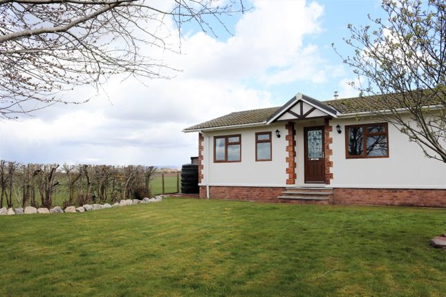 Thumbnail Bungalow for sale in Hesket Lodge, High Hesket, Carlisle, Cumbria