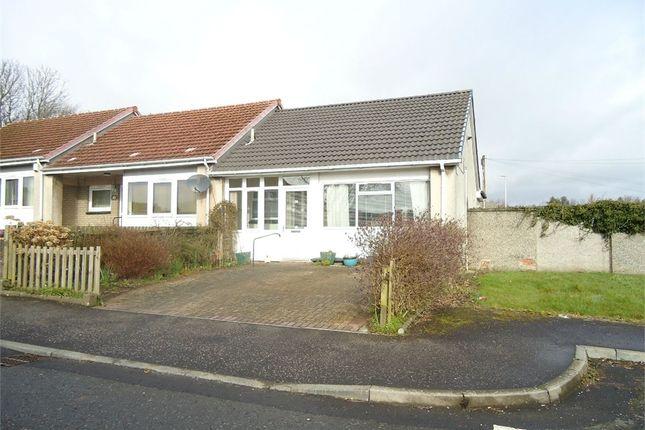 Thumbnail Terraced bungalow for sale in Chapelhill, Kirkcaldy, Fife