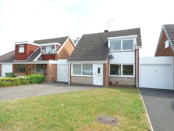 Thumbnail Link-detached house for sale in Holly Drive, Stafford