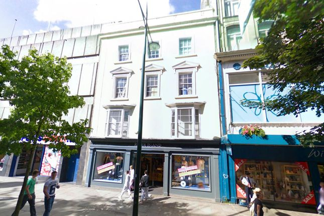 Thumbnail Retail premises to let in 164 Commercial Street, Newport, Gwent