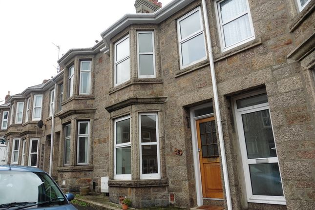 Thumbnail Terraced house to rent in York Street, Penzance