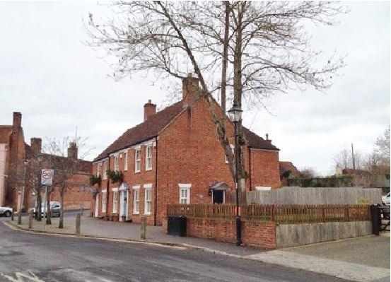 Thumbnail Terraced house to rent in South Street, Titchfield, Fareham