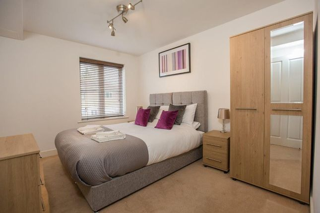Thumbnail Flat to rent in St. James Road, Brentwood, Essex