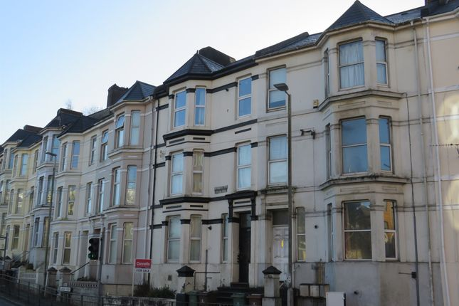 Thumbnail Flat for sale in Lipson Road, Mutley, Plymouth