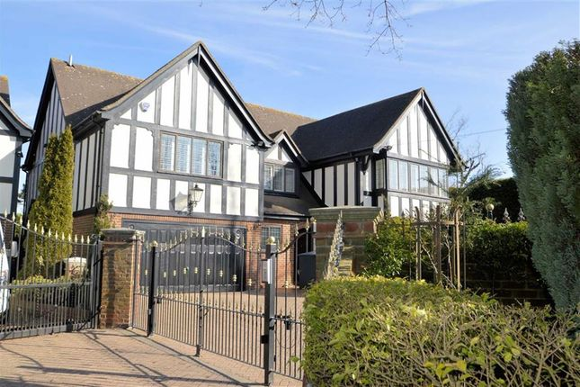 Thumbnail Detached house for sale in Bury Lane, Epping, Essex