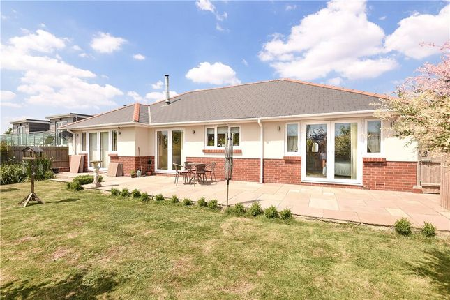 Thumbnail Detached bungalow for sale in Chickerell Road, Weymouth, Dorset
