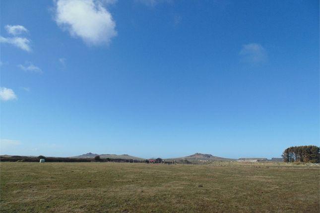 Land for sale in Land Formerly Part Of Tregydd, St Davids, Haverfordwest, Pembrokeshire