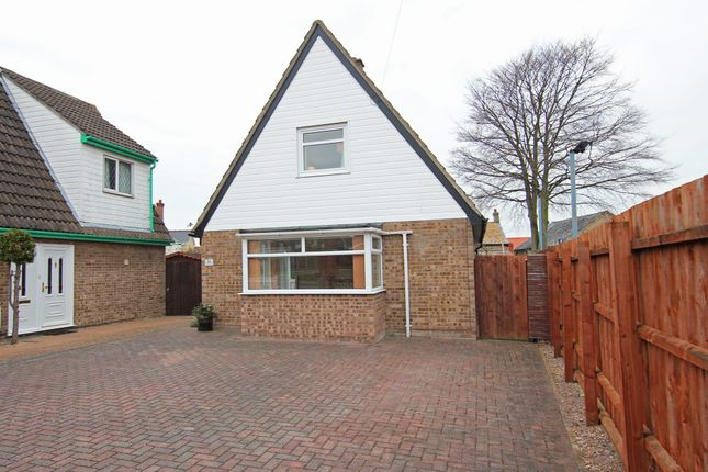 Thumbnail Detached house to rent in Silver Street, Burwell