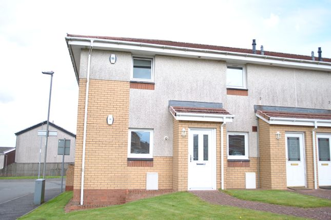 Thumbnail Flat for sale in Heatherbell Court, Harthill