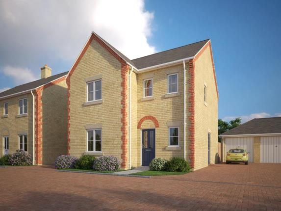 Thumbnail Detached house for sale in Off Richmond Road, Donwham Market, Norfolk