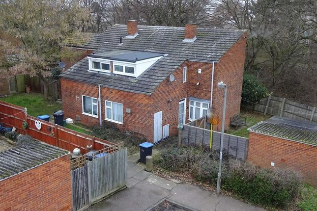 Thumbnail Semi-detached house for sale in Woodcroft, Harlow, Essex