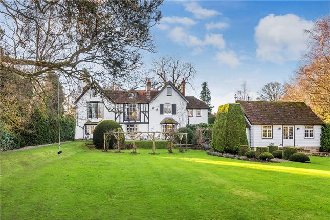 Thumbnail Detached house for sale in Rectory Lane, Ightham, Sevenoaks
