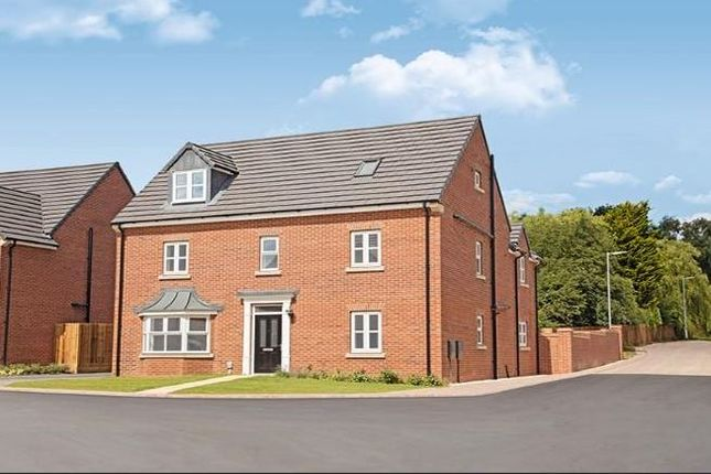 Thumbnail Detached house for sale in Beech Hill Road, Swanland, East Riding Of Yorkshire