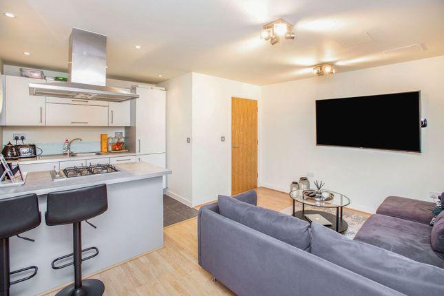 Reception Room of Queen Mary Avenue, London E18