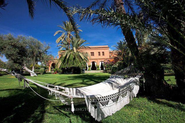 Thumbnail Villa for sale in Marrakesh (Palmeraie), 40000, Morocco