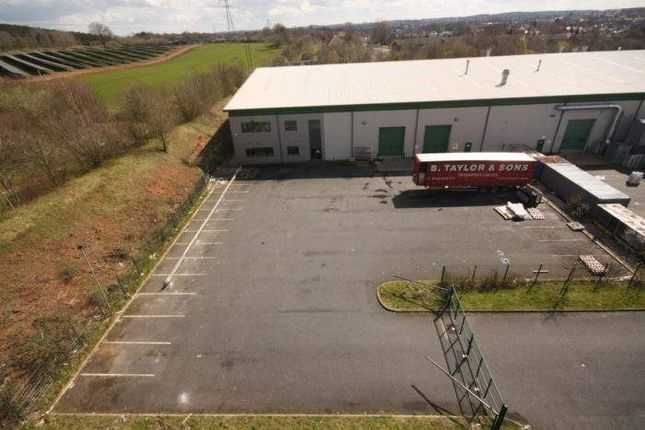 Thumbnail Light industrial to let in Unit B1, Concorde Way, Millennium Business Park, Mansfield
