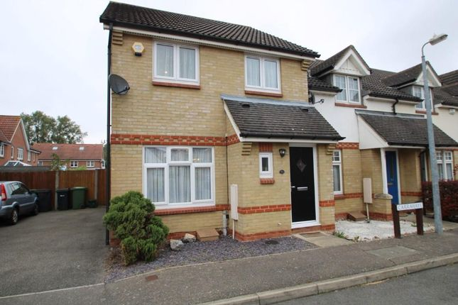 Thumbnail Semi-detached house for sale in Carraways, Witham