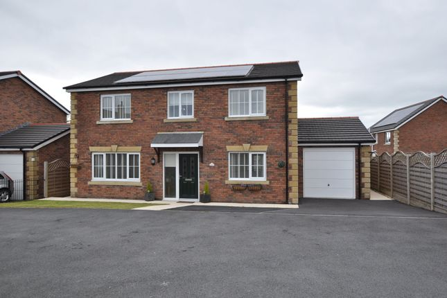 Thumbnail Detached house for sale in 2 Llys Anron, Black Lion Road, Cross Hands