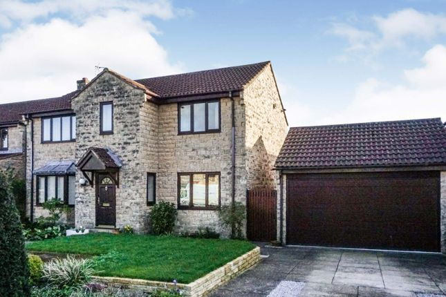 Thumbnail Detached house for sale in Hudson Way, Tadcaster