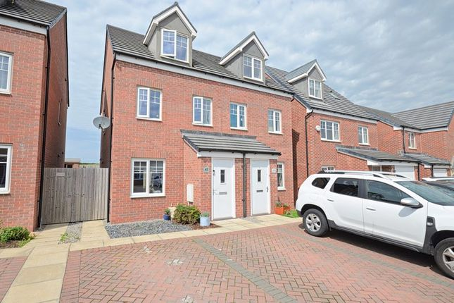 Thumbnail Semi-detached house for sale in Links Crescent, Seascale
