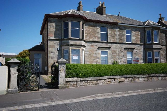 Thumbnail Flat for sale in Montgomerie Crescent, Saltcoats