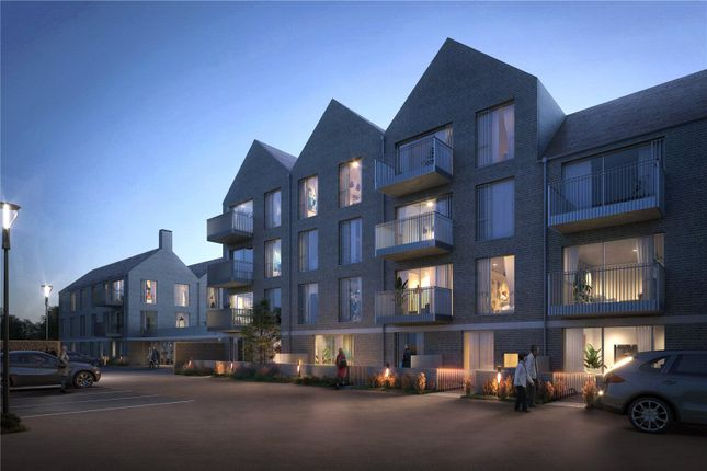 Thumbnail Flat for sale in Portsmouth Road, Cobham, Surrey