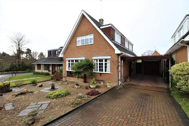 Thumbnail Detached house for sale in Derwent Road, Lightwater
