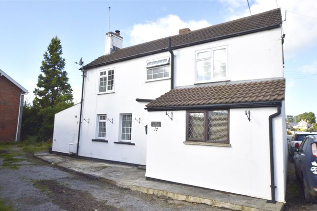 Thumbnail End terrace house for sale in Anchor Road, Coleford, Radstock