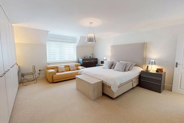 Master Bedroom of Clyst Hayes Gardens, Budleigh Salterton, Devon EX9