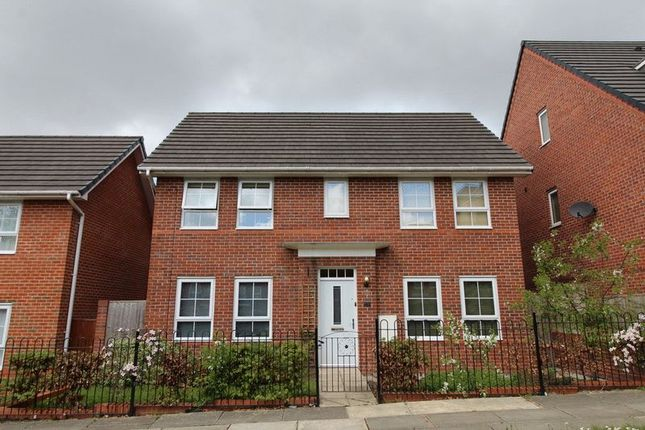 Thumbnail Detached house for sale in Hospital Road, Swinton, Manchester.