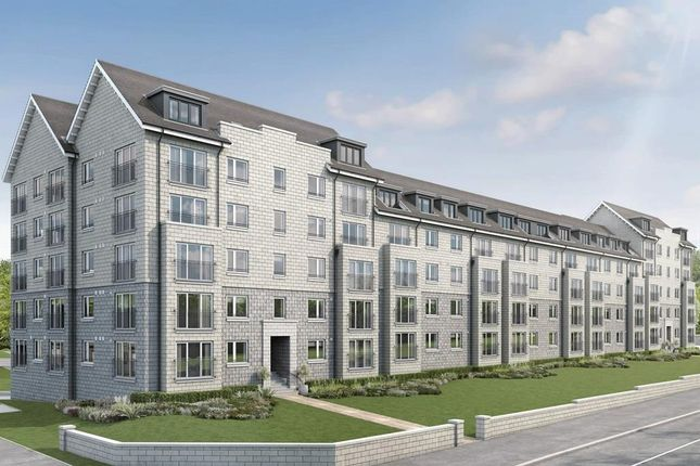 "Thumbnail Flat for sale in ""Royal Cornhill"" at Berryden Park, Aberdeen"