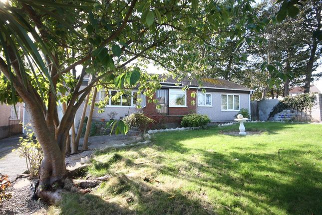 Thumbnail Bungalow for sale in Sea View, Llanfawr Road, Holyhead
