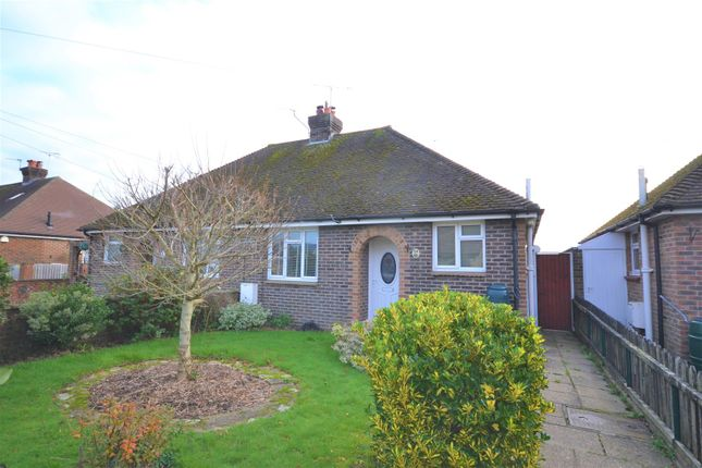 2 bed semi-detached bungalow to rent in Hawks Road, Hailsham BN27