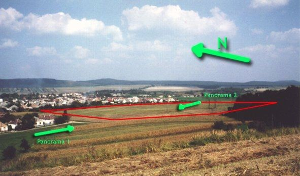 Land for sale in Nefelejcs U, Hungary